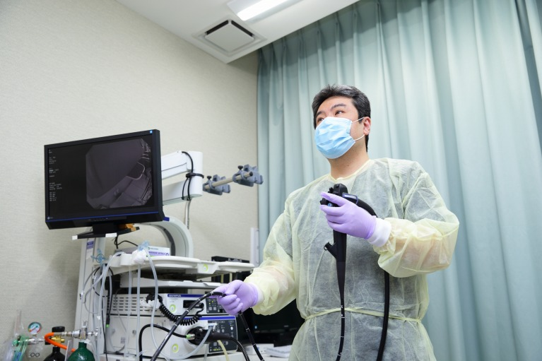 逆流性食道炎の検査